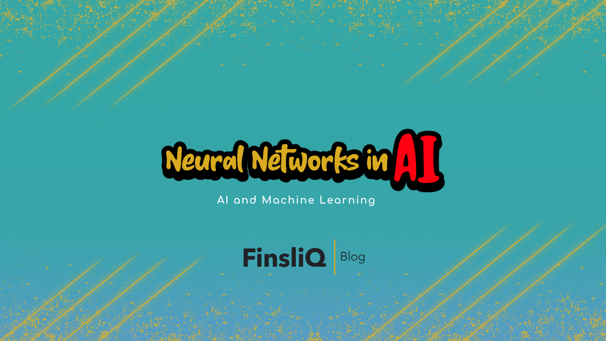 Neural networks in AI - Artificial Intelligence