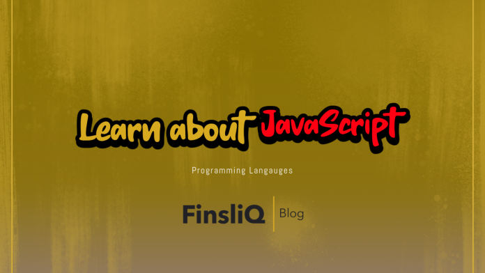 Learn about JavaScript Programming Language