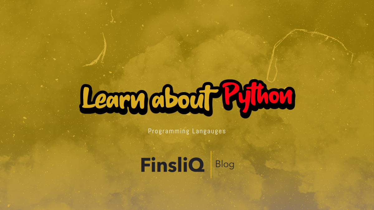 Learn about Python Programming Language