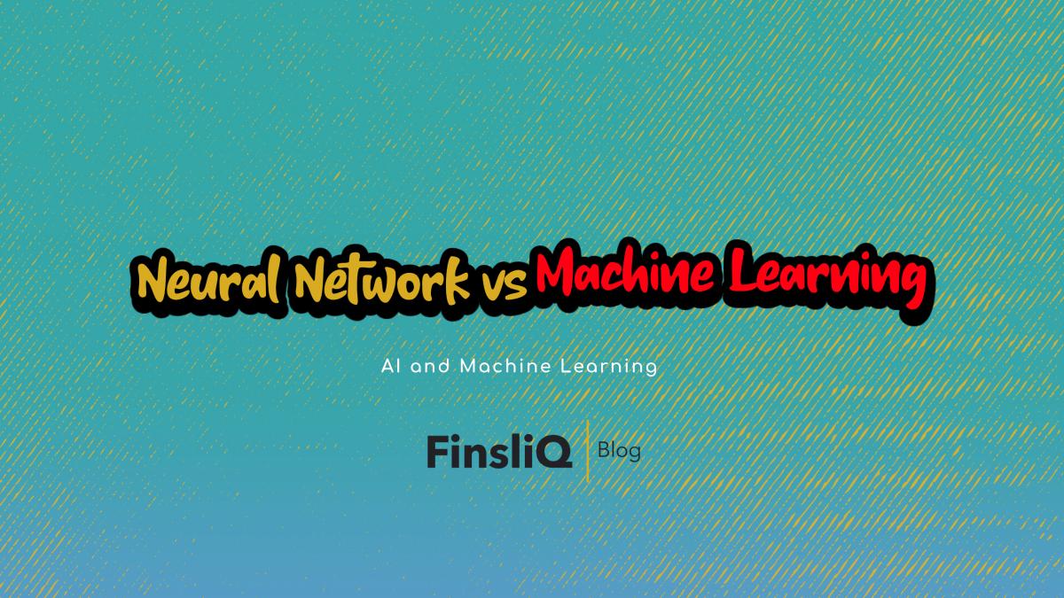 Neural Network vs Machine Learning