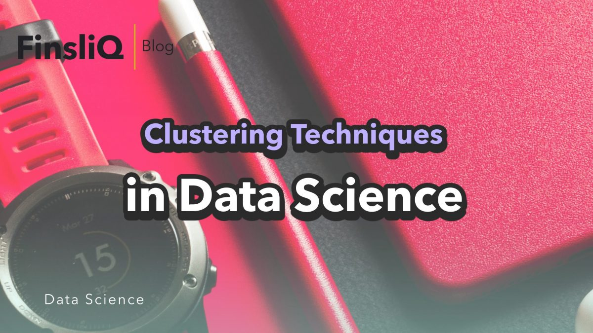 Clustering Techniques in Data Science