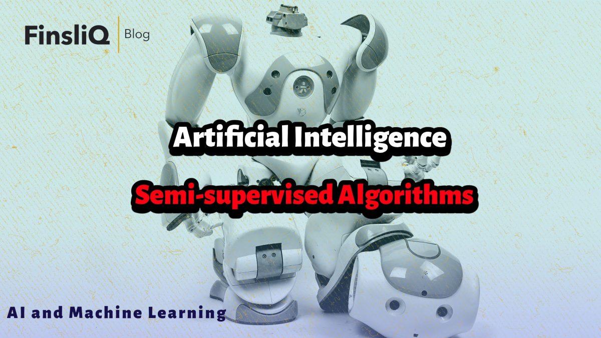 Types of Semi-supervised Algorithms