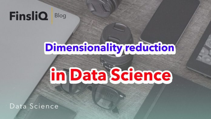 What are Dimensionality reduction Techniques in Data Science