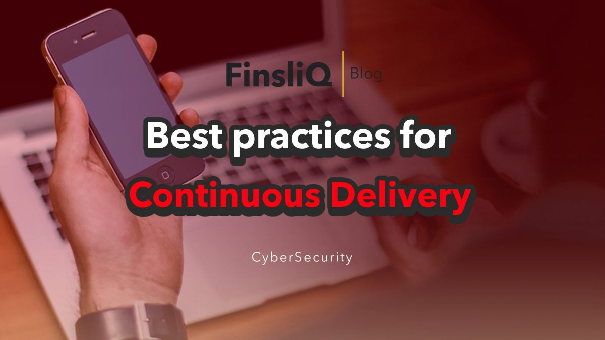 best practices for continuous delivery