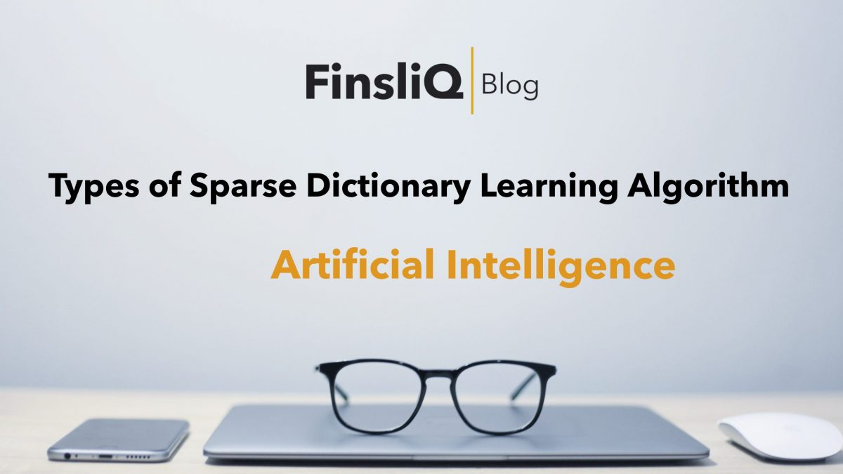 What are the Types of Sparse Dictionary Learning Algorithms